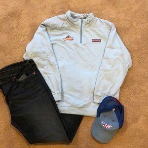 Ultimate preppy sweatshirt - Shep Shirt!